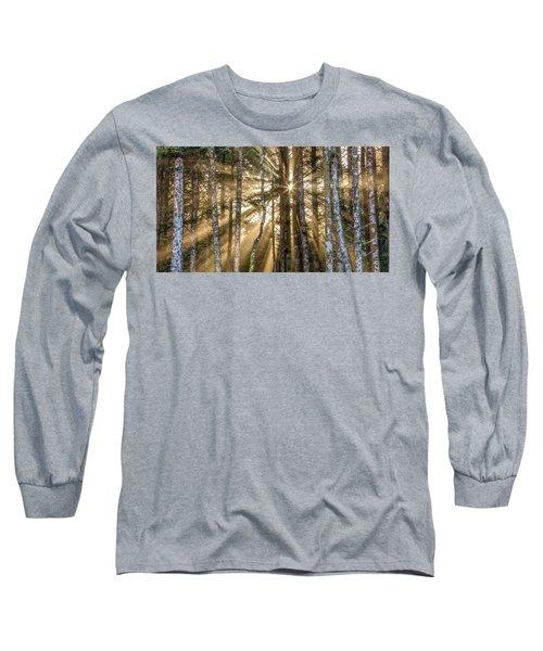 Sunshine Forest Long Sleeve T-Shirt