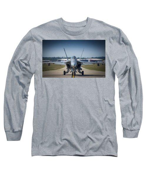 Super Hornet 002 Long Sleeve T-Shirt