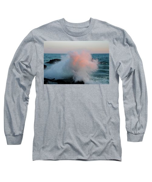 Superior Sundown Splash Long Sleeve T-Shirt