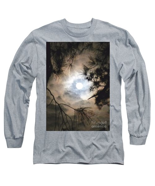 Supermoon November 14 2016 Long Sleeve T-Shirt