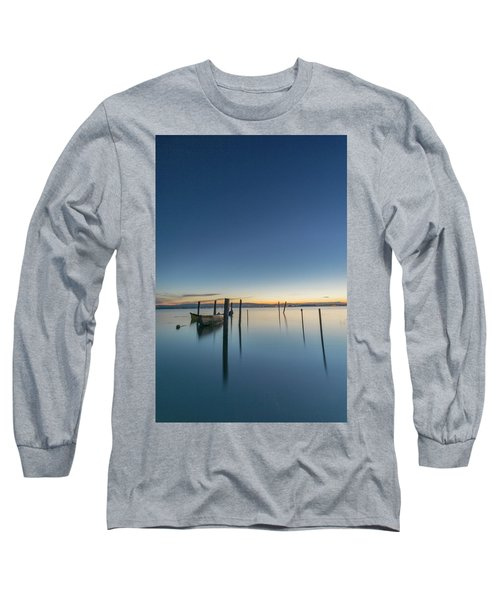 Sure Is Quiet Our Here Long Sleeve T-Shirt