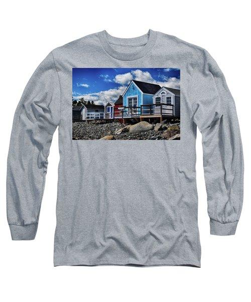 Surf Shacks Long Sleeve T-Shirt