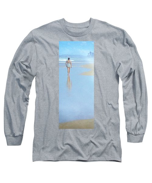 Surfers Paradise Long Sleeve T-Shirt