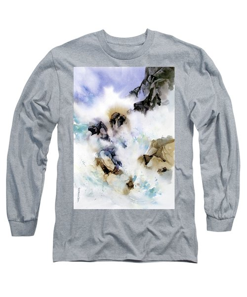 Surf's Up Long Sleeve T-Shirt by Rae Andrews