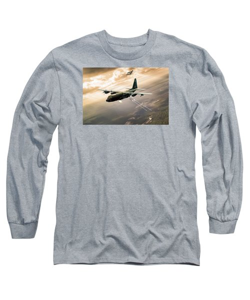 Surprise Package Long Sleeve T-Shirt by Peter Chilelli