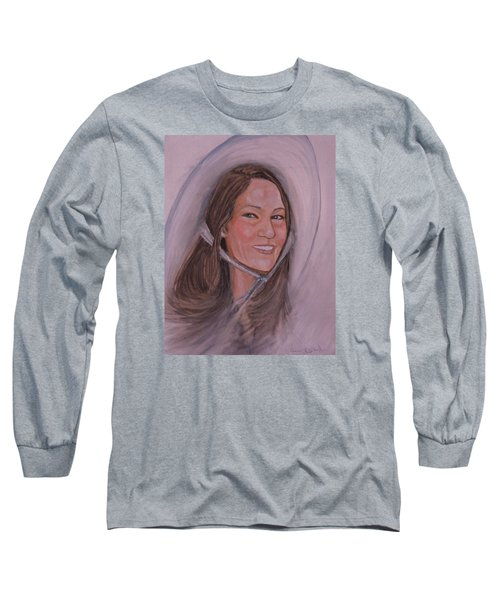 Susan Long Sleeve T-Shirt