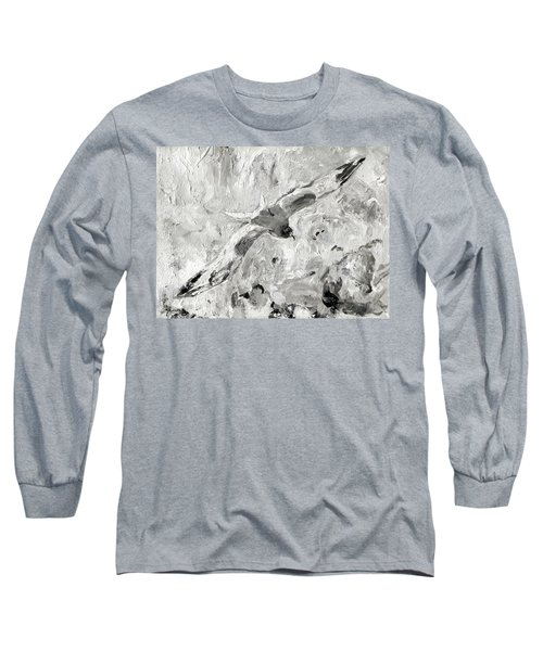 Swallow-tailed Gull Long Sleeve T-Shirt