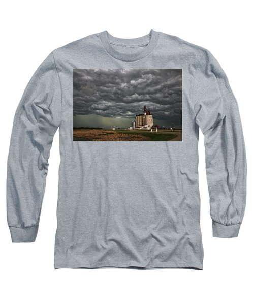 Swallowed By The Sky Long Sleeve T-Shirt