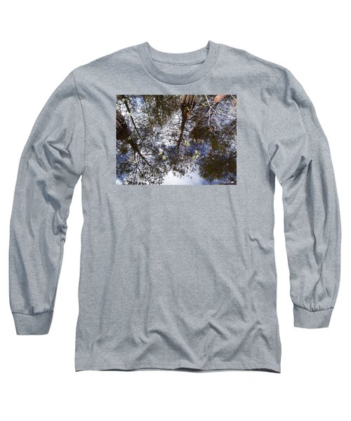 Swamp Mirrored Long Sleeve T-Shirt