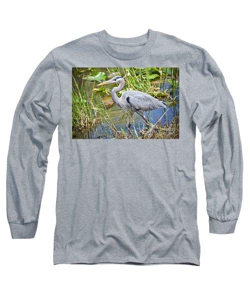 Swamp Stomp Long Sleeve T-Shirt