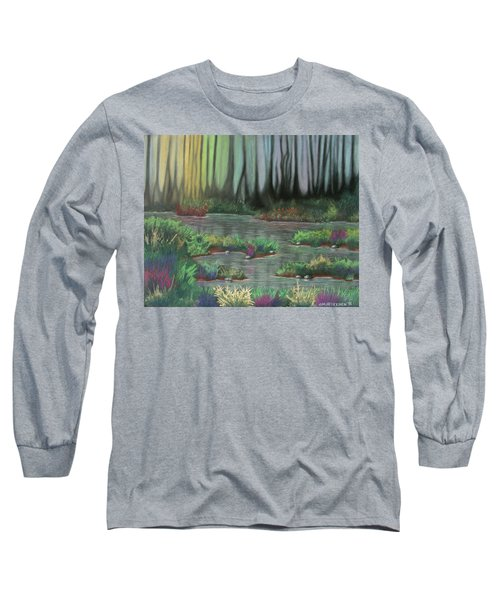 Swamp Things 01 Long Sleeve T-Shirt