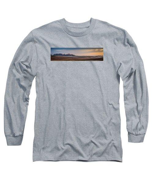 Sweeping Farm Long Sleeve T-Shirt