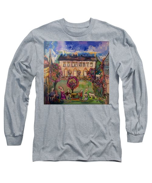 Sweet Georgian Revisited  Long Sleeve T-Shirt