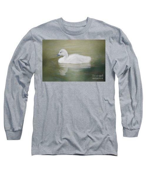 Sweet Little Gosling Long Sleeve T-Shirt