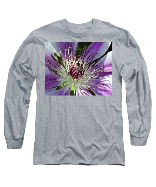 Long Sleeve T-Shirt featuring the photograph Sweet Nelly by Baggieoldboy