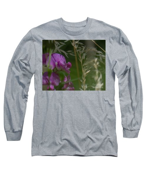 Sweet Pea 1 Long Sleeve T-Shirt