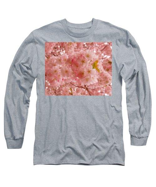 Sweet Pink- Holmdel Park Long Sleeve T-Shirt