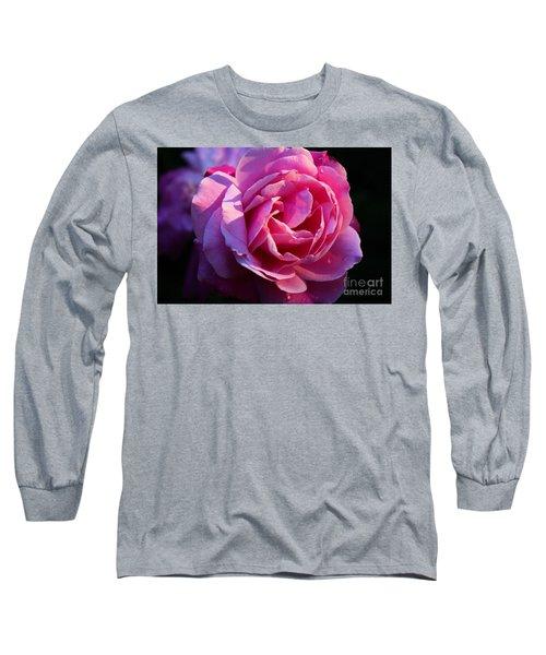 Sweet Rose Long Sleeve T-Shirt