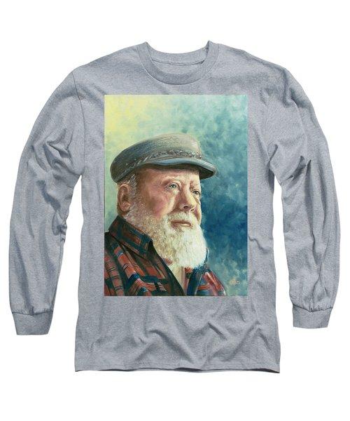 Syd Wright 1927-1999 Long Sleeve T-Shirt