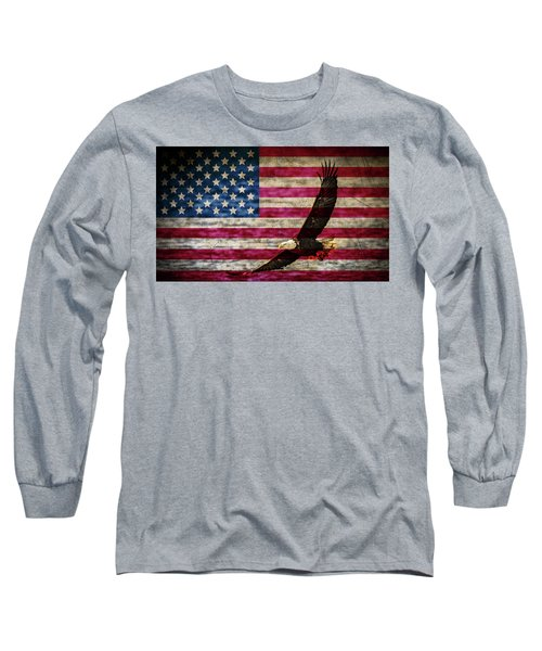 Symbol Of Freedom Long Sleeve T-Shirt