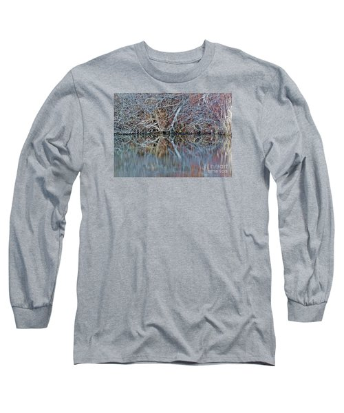 Long Sleeve T-Shirt featuring the photograph Symmetry by Christian Mattison