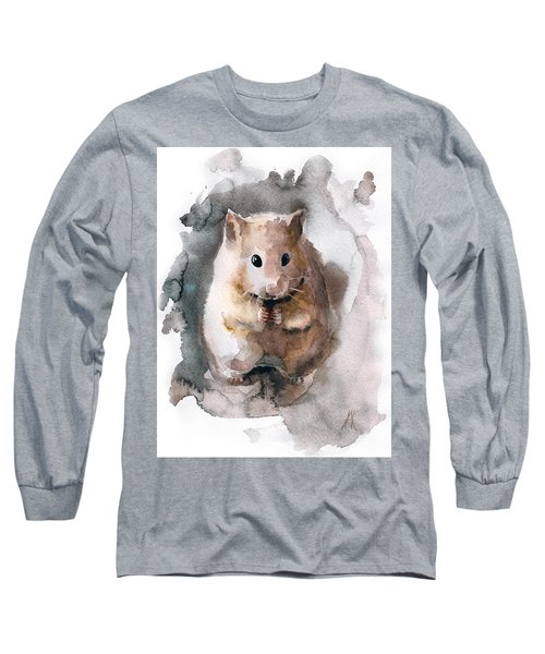 Syrian Hamster Long Sleeve T-Shirt