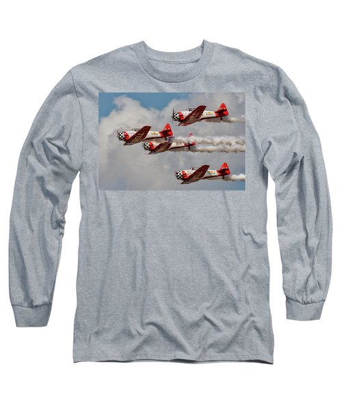 T-6 Texan Long Sleeve T-Shirt