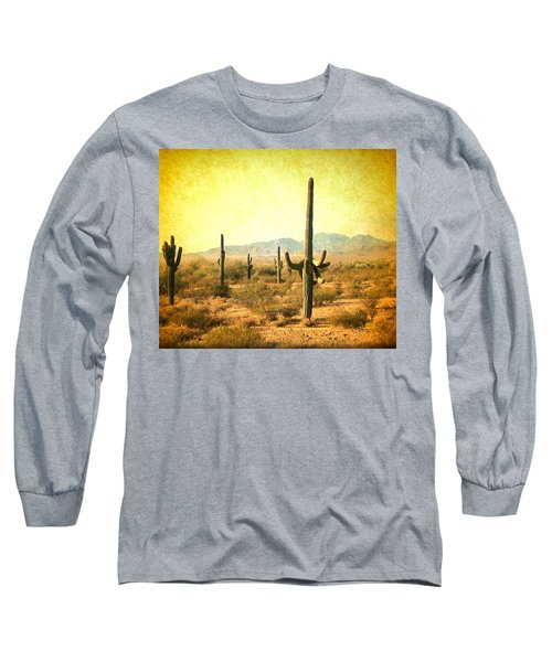 Table Moumtain Vintage Western Long Sleeve T-Shirt
