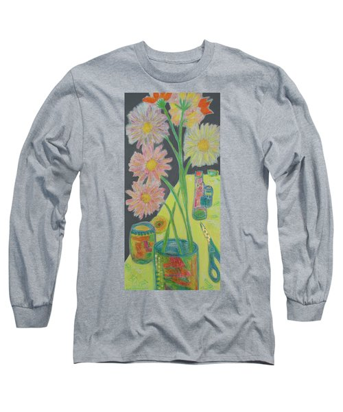 Table Scape Long Sleeve T-Shirt