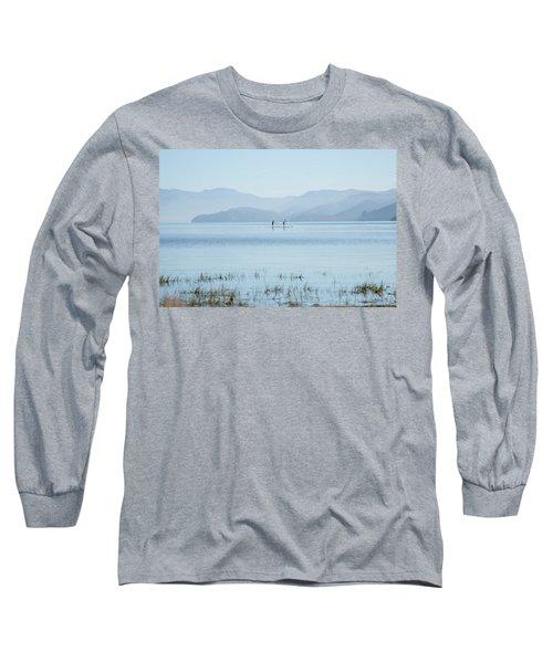 Tahoe Paddle Boarders Long Sleeve T-Shirt