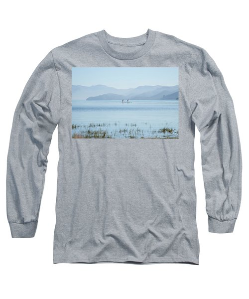 Tahoe Paddle Boarders Long Sleeve T-Shirt