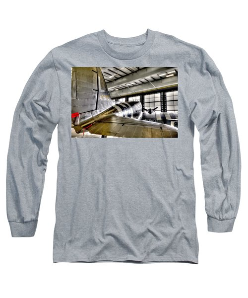 Tail Wind Long Sleeve T-Shirt