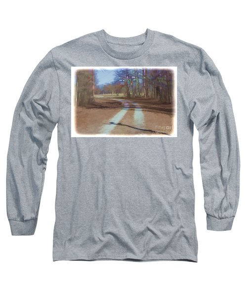 Take Me Home Country Road Long Sleeve T-Shirt