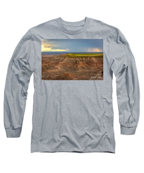 Take The High Road Long Sleeve T-Shirt