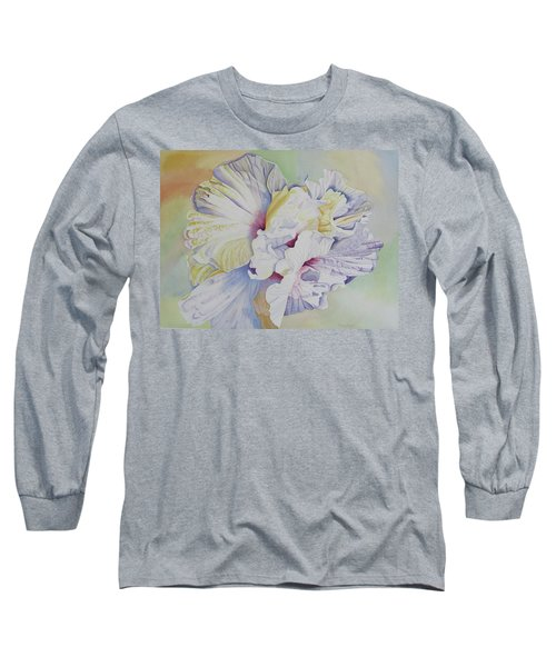 Long Sleeve T-Shirt featuring the painting Taking Flight by Teresa Beyer