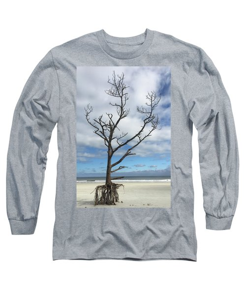 Talbot Stilt Tree #1 Long Sleeve T-Shirt
