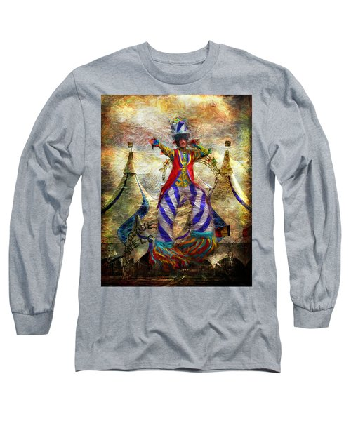 Tall Performer Long Sleeve T-Shirt