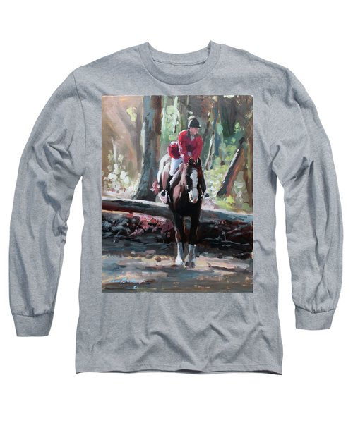 Tally Ho Long Sleeve T-Shirt