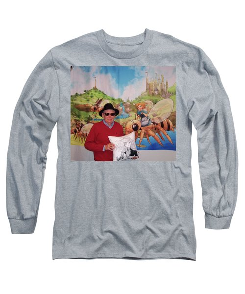 Tammy And Reynold Jay Long Sleeve T-Shirt