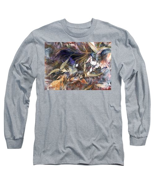 Tango Birds Long Sleeve T-Shirt