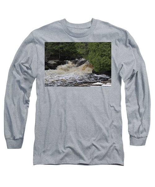 Tannic Waters Long Sleeve T-Shirt