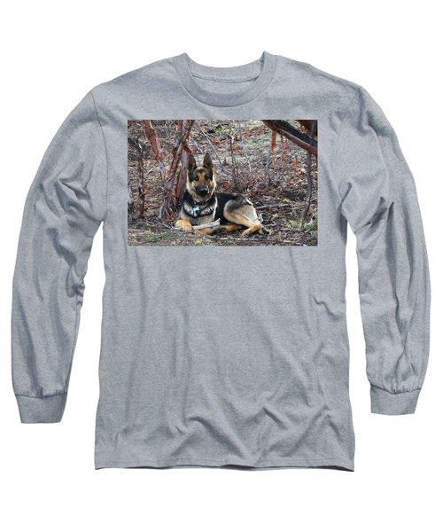 Tara Long Sleeve T-Shirt by Julia Ivanovna Willhite