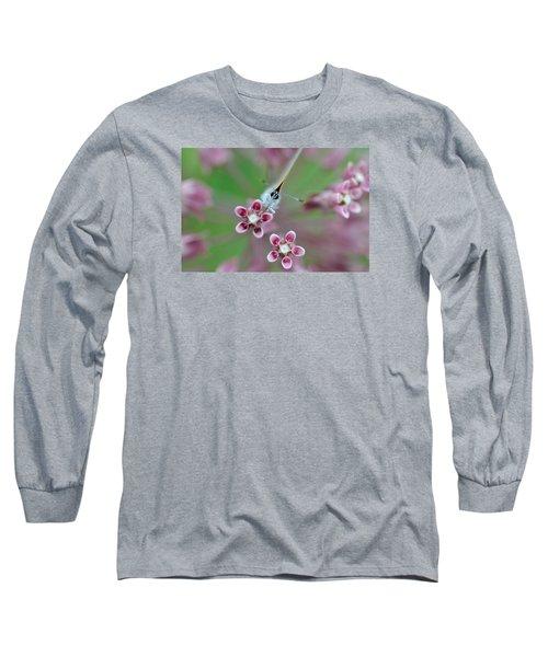Taste Long Sleeve T-Shirt by Janet Rockburn