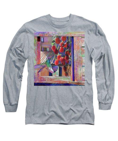 Taste Of Italy  Long Sleeve T-Shirt