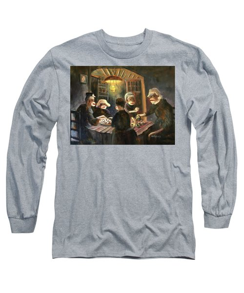 Tater Eaters Long Sleeve T-Shirt