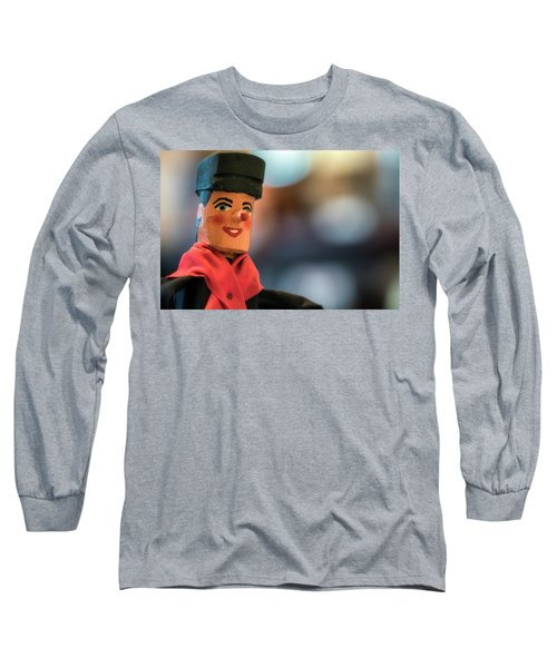 Long Sleeve T-Shirt featuring the photograph Tchantches by Jeremy Lavender Photography