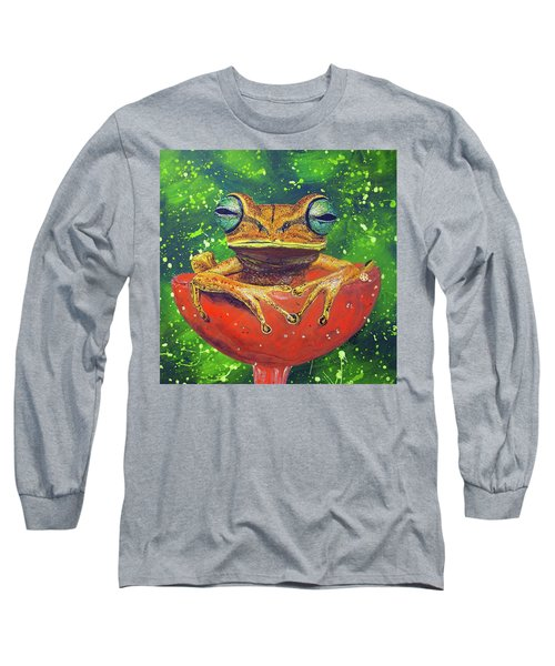 Tea Cup Treasures  Long Sleeve T-Shirt