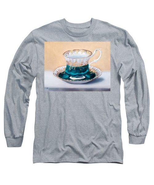 Teacup Long Sleeve T-Shirt
