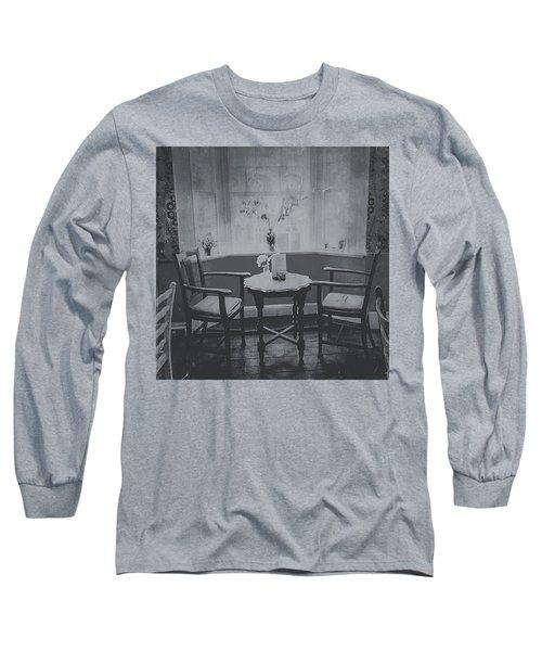 Teahouse Long Sleeve T-Shirt