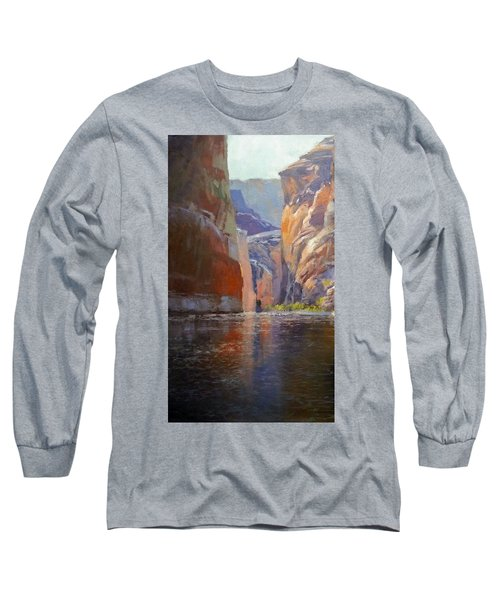 Teapot Point Colorado River Long Sleeve T-Shirt